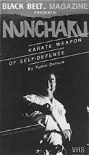 Fumio Demura Nunchaku: Karate Weapon Of Self-Defense